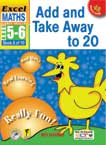 Maths Book 8 (Ages 5–6): Add and Take Away to 20