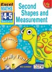 Maths Book 6 (Ages 4–5): Second Shapes and Measurement