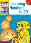 Maths Book 7 (Ages 5–6): Learning Numbers to 20