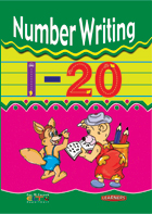 Number writing 1-20